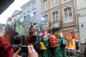bruges parade