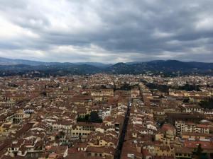 Buongiornio, Firenze!