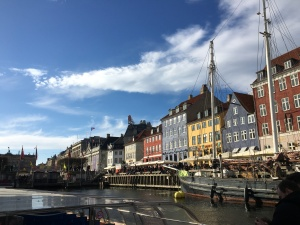 Nyhavn might have been my favorite spot in the whole city.