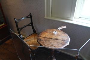 Jane Austen wrote books here. Amazing.