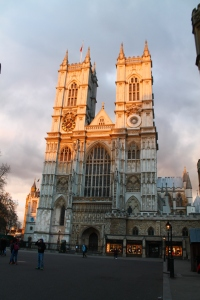 Can't forget about Westminster Abbey!
