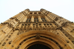 I got a little artsy with the Houses of Parliament.
