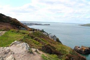 As lovely as Logan may be, it's no Irish coastline.